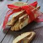 Triple Orange Holiday Biscotti