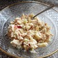 Quick and Easy Chicken Apple Salad