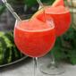 Watermelon Frosé – Frozen Watermelon and Rosé Wine