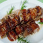 Strawberry-Jam-Glazed Pork Tenderloin