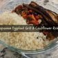 Low Carb Japanese Eggplant Grill Side Dish