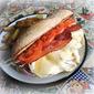 Chicken & Bacon Caesar Melt