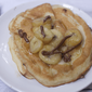 High Protein Breakfast Recipes: Chocolate Banana Pancakes