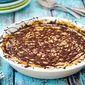 No Bake Almond Butter Pie