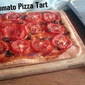 TOMATO PIZZA TART RECIPE