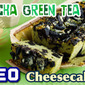 Matcha Green Tea Oreo Cheesecake - Video Recipe