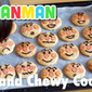 Soft and Chewy ANPANMAN Cookies (NO EGG) - Video Recipe