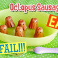 EASY! NO-FAIL! Tako-san (Octopus) Sausages - Video Recipe