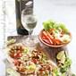 Wine marinated chicken taco bites #bigbanyanexperiences