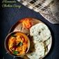 Akki Roti and Chicken Saru {nati koli saru} – Karnataka special Gowda style