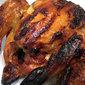 Brined and Grilled Cornish Hens; schadenfreude