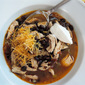 Chipotle Chicken and Black Bean Soup