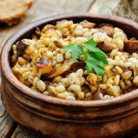 Smoked Chicken,Whisky & Barley Salad Recipe