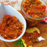 West African pepper sauce