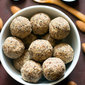 Vegan Protein Bliss Balls Recipe