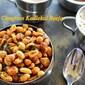 congress kadlekai | masala peanuts recipe | how to make congress kadlekai recipe