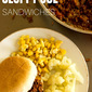 5-Ingredient Sloppy Joe Sandwiches: Quick and Delicious Weeknight Dinner My Kid's Love!