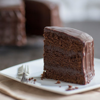 Chocolate and Beetroot Layer Cake