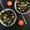 Big Kale Salad with Pomegranate and Feta