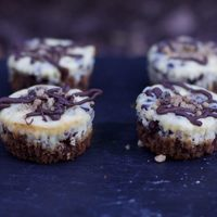 How To Make Chocolate Chip Cheesecake Cups Recipe
