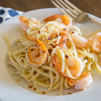 How to Saute Shrimp for Pasta