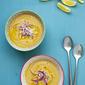 Greek-style yellow split pea soup