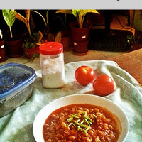GROUND BEEF & TOMATO SOUP RECIPE