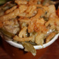 Thanksgiving Recipe: Homemade Green Bean Casserole