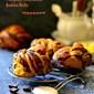 Whole Wheat Pumpkin Pie Spiced Chocolate Babka Rolls