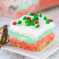 Christmas Lasagna Dessert Recipe