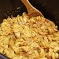 Pressure Cooker Turkey Tetrazzini