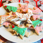 Cream Cheese Cut-out Christmas Cookies