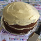 Thomasina Miers' Pumpkin Spice Cake with Ginger Icing