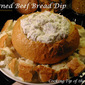 Corned Beef Bread Dip