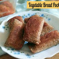 VEGETABLE BREAD POCKETS RECIPE
