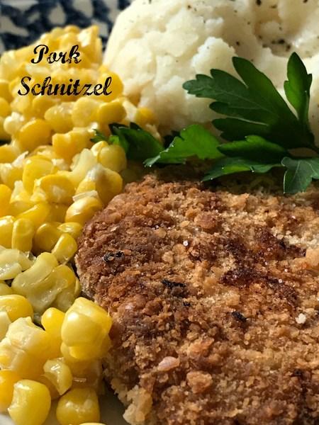 German Schnitzel {Cutlets} Recipe