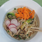 Chicken Ramen Bowl with Miso Broth