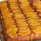 pineapple upside-down slab cake