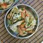 Sake-Steamed Dungeness Crabs -日本米酒蒸螃蟹