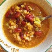 Bean and barley stew