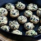 Low-Carb Stuffed Mushrooms with Olives and Feta