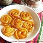 Chanar Jilipi / Chena jilapi / Syrup soaked cottage cheese circles