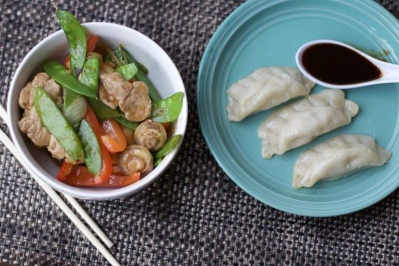 Chinese New Year Food: Pork Stir Fry Recipe for a Quick Dinner