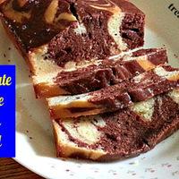 CHOCOLATE MARBE QUICK BREAD RECIPE