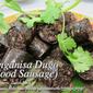 Longganisa Dugo (Blood Sausage)