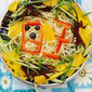 Vegetarian Prosperity Salad 素鱼生