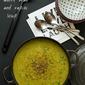 White bean and rapini soup