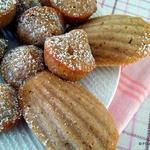 Almond Coffee Spice MADELEINE