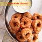How To Make South Indian Style Medu Vada (Lentil Fritters   Chillu Garelu) Recipe