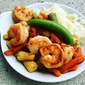 Sweet Thai Shrimp Stir Fry